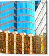 Hong Kong Architecture 6 Acrylic Print