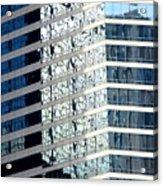 Hong Kong Architecture 64 Acrylic Print