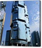 Hong Kong Architecture 73 Acrylic Print