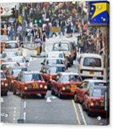 Hong Kong Street View 03 Acrylic Print
