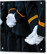 Honor Guard Acrylic Print