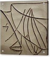 Honour - Tile Acrylic Print