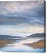 Hood Canal - High Tide Acrylic Print