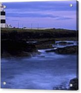 Hook Head Lighthouse, Co Wexford Acrylic Print by The Irish Image Collection