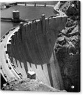 Hoover Dam, 1948 Acrylic Print