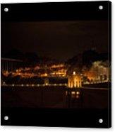 Hoover Dam Acrylic Print