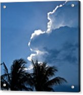 Hope Emerges From The Storm Acrylic Print