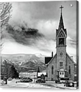 Hope Evangelical Lutheran Church Acrylic Print