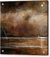 Hope On The Horizon Acrylic Print