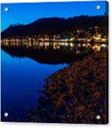 Hopfensee Lake Landscape Acrylic Print