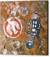 Hopi Dreams Acrylic Print
