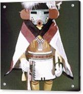 Hopi Kachina Doll Acrylic Print