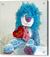 Hoping For Love Acrylic Print