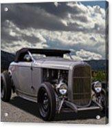 Hord Hot Rod Speedster Acrylic Print