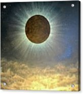 Hordes Of The Lunar Eclipse Acrylic Print