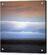 Horizontal Number 7 Acrylic Print