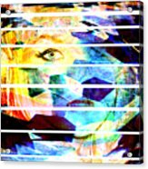 Horizontal View Acrylic Print
