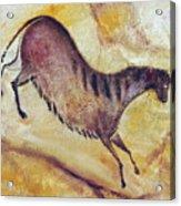 Horse A La Altamira Acrylic Print