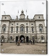 Horse Guards Acrylic Print