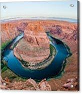 Horseshoe Bend Near Page Arizona Acrylic Print