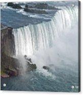 Horseshoe Falls At Niagara Acrylic Print