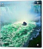Horseshoe Falls Niagara Acrylic Print