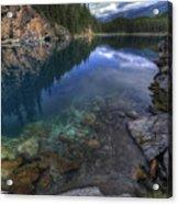Horseshoe Lake Acrylic Print