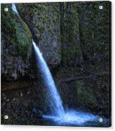 Horsetail Falls 1 Acrylic Print