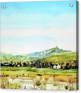 Horsetooth Mountain Acrylic Print