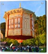 Hot Air Ballon 3 Acrylic Print