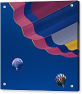 Hot Air Balloons Acrylic Print