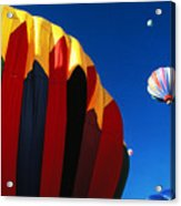 Hot Air Goes Up Acrylic Print