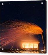 Hot At Night Acrylic Print