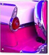 Hot Pink 55 Acrylic Print
