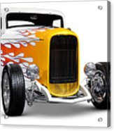Hot Rod Ford Hi-boy Coupe 1932 Acrylic Print