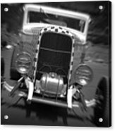 Hot Rods At Pendine 11 Acrylic Print