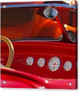 Hot Rods Acrylic Print
