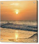 Hot Summer Sun Acrylic Print