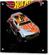Hot Wheels Rocket Box Acrylic Print