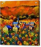 Houroy 675180 Acrylic Print