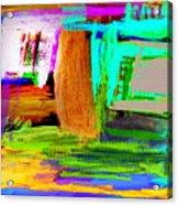 House Acrylic Print