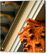 House Column Acrylic Print