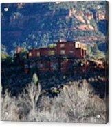 House Of Apache Fires Acrylic Print
