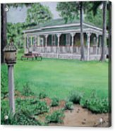 House Of David Acrylic Print