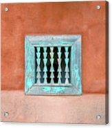 House Of Zuni Acrylic Print