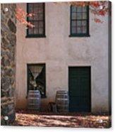 House Off Of Potomac St. Acrylic Print