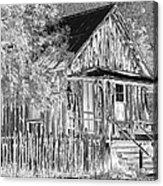 House On The Hill Acrylic Print