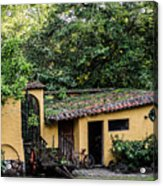 House Suchitoto Acrylic Print