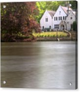 House With A View Acrylic Print