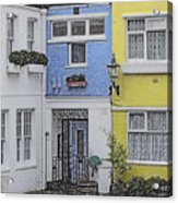 Houses Acrylic Print